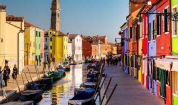 Tour delle isole Murano, Burano e Torcello di mezza giornata